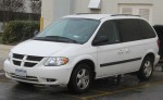 CHRYSLER CARAVAN от 2001 до 2007