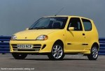 FIAT SEICENTO от 1998 до 2010