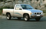 Pick-Up D21 2WD/4WD от 1985 до 1998